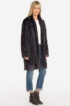Johnny Was Fur Coat