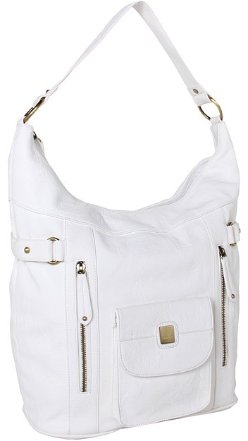 Kooba V Couture by Tyler Hobo (White) - Bags and Luggage