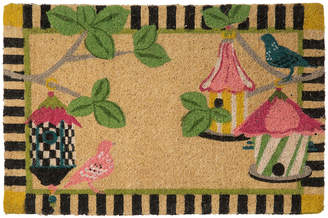 Mackenzie Childs MacKenzie-Childs - Birdhouse Entrance Mat