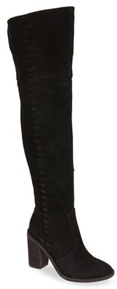 Women's Vince Camuto 'Morra' Over The Knee Boot $238.95 thestylecure.com