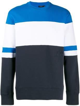 J. Lindeberg Hurl colour-blocked sweatshirt