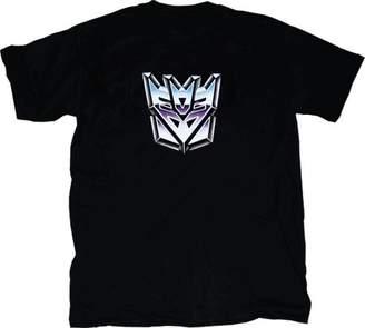 Transformers Evil Decepticon Head T-shirt Tee