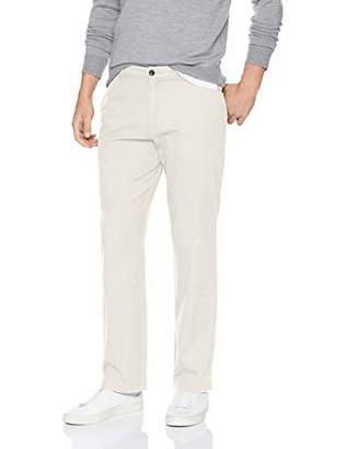 Amazon Essentials Men's Relaxed-Fit Casual Stretch
