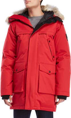 Ookpik Real Fur Down Jacket