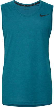Nike Training - Breathe Dri-FIT Tank Top - Men - Blue
