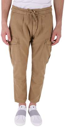 Scotch & Soda Cotton Cargo Trousers