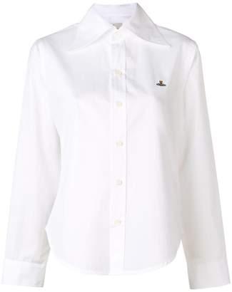 Vivienne Westwood orb logo shirt