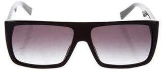Marc Jacobs Gradient Square Sunglasses