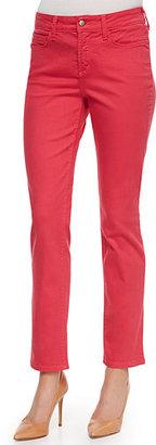 NYDJ Sheri Skinny Jeans, Brights $115 thestylecure.com