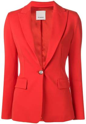 Pinko fitted suit jacket