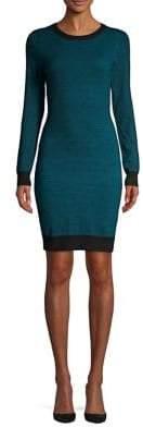 MICHAEL Michael Kors Bandana-Print Sheath Dress