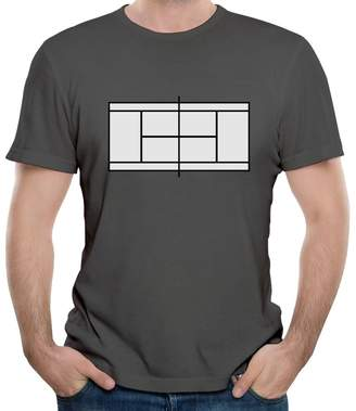 Your Own KaLiSSer Custom Tennis Court T Shirts For Men Design Personalized Tee Shirt
