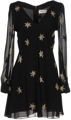 Saint Laurent Short dresses