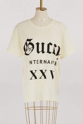 Gucci Guccy Internaive XXV t-shirt