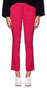 A.L.C. Women's Crepe Trousers - Pink