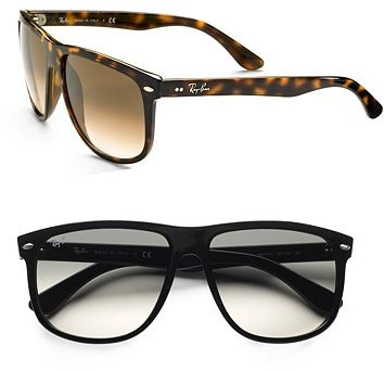 Ray-Ban Flattop Boyfriend Sunglasses