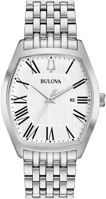 Bulova Women's Classic Ambassador Stainless Steel Watch - 96M145