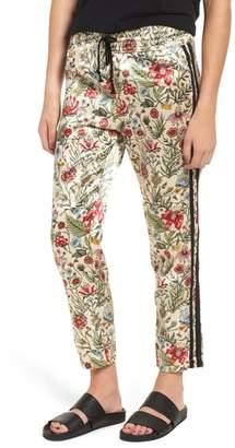 Hudson High Waist Coated Skinny Jeans