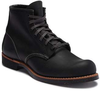 """Red Wing Shoes 6\"""" Round Toe Leather Boot"""