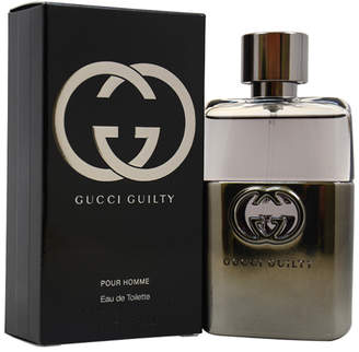 Gucci Guilty Men's 1.6Oz Eau De Toilette Spray