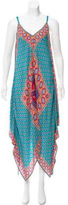 Tolani Silk Printed Dress