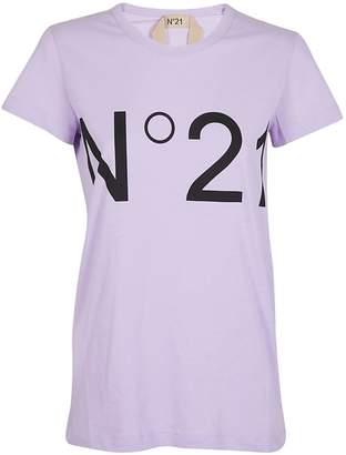 N°21 N.21 Logo T-shirt