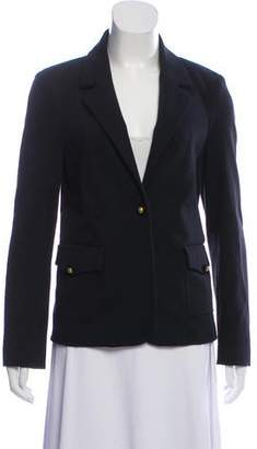 Tory Burch Notch-Lapel Semi-Structured Jacket