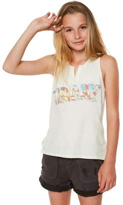 O'Neill Vacay Time Graphic Tank