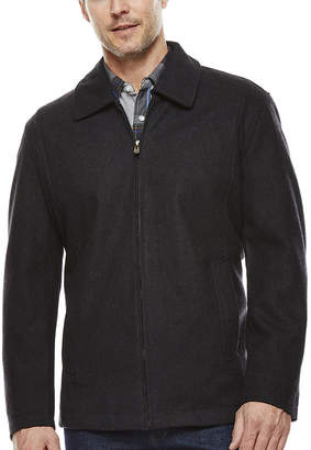 Asstd National Brand Straight-Bottom Wool-Blend Jacket