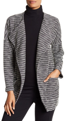 Bobeau Slouch Texture Sweater $68 thestylecure.com