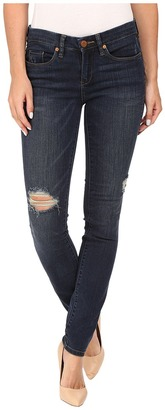 Blank NYC - Dark Denim Distressed Skinny in Junk Drawers Women's Jeans $88 thestylecure.com