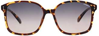 O'Neill Women's Praia 112P Polarized Oversized Sunglasses