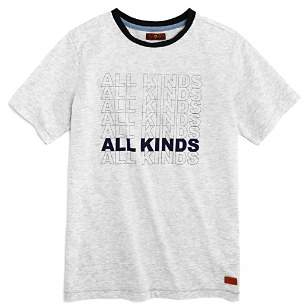 7 For All Mankind Boys' All Kinds Tee - Little Kid