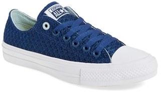 Women's Converse Chuck Taylor All Star 'Chuck Ii' Mesh Sneaker $79.95 thestylecure.com