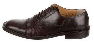 Bruno Magli Florio Square-Toe Oxfords