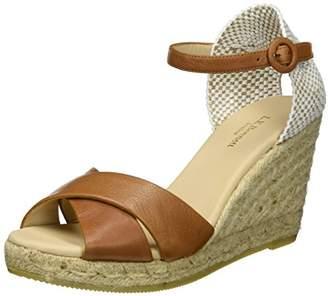 LK Bennett Women's Angele-tum Espadrille Wedge Sandal