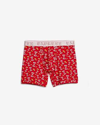 Express Jingle My Bells Boxer Briefs