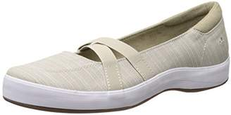 Grasshoppers Women's Juniper Mary Jane Slip-On Flat