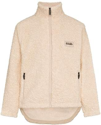 Martine Rose Napa By Fleece Jacket