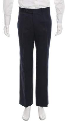 Polo Ralph Lauren Cropped Linen-Blend Pants