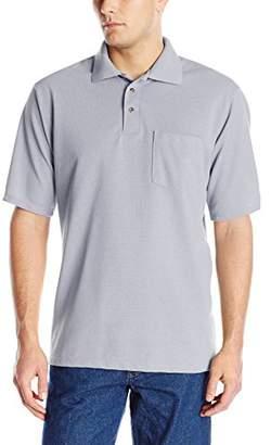 Blend of America Kap Men's Performance Knit 50/50 Solid Shirt