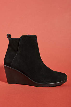 Blondo Wedge Booties