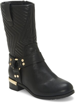 Vince Camuto Tall Moto Boots