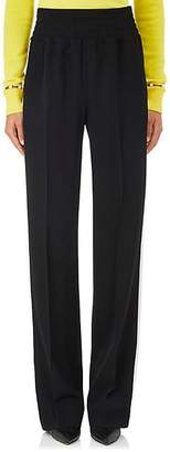 Givenchy WOMEN'S WOOL TRACK PANTS