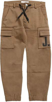 John Galliano Cotton Gabardine Pants