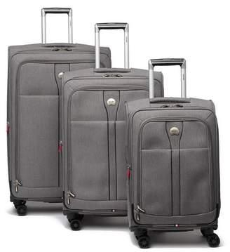 Delsey Laurent 3-Piece Expandable Luggage Set
