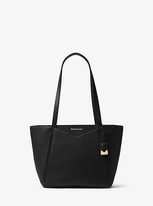 Michael Kors Whitney Small Pebbled Leather Tote