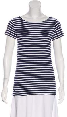 Ralph Lauren Short Sleeve Striped Top