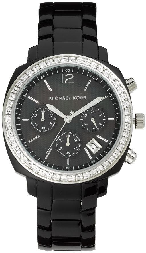 MICHAEL Michael Kors Michael Kors Ladies' Chronograph Resin Bracelet Watch