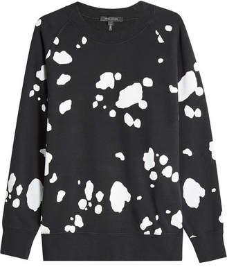 Marc Jacobs Printed Cotton Sweatshirt